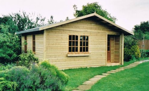 The Studio is a cost effective option for new business or career ventures. Savings on rent & rates can be used to add value to your home. You may wish to fit insulation & electrics yourself or you could opt for a Warwick Building Garden Office with these features already installed